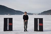 KIYOSHI KUROSAWA PENDANT LE 24EME FESTIVAL INTERNATIONAL DU FILM FANTASTIQUE DE GERARDMER, LE 28 JANVIER 2017 A GERARDMER, FRANCE. # 24EME FESTIVAL DU FILM FANTASTIQUE DE GERARDMER
