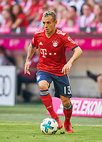 RAFINHA (FCB 13) <br /> FC BAYERN MUENCHEN - VFB STUTTGART 1-4<br /> Football 1. Bundesliga , Muenchen,12.05.2018, 34. match day,  2017/2018, , 28.Meistertitel, <br />  *** Local Caption *** © pixathlon<br /> Contact: +49-40-22 63 02 60 , info@pixathlon.de