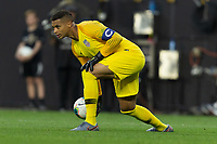 CLEVELAND, OHIO - JUNE 22: Zack Steffen during a 2019 CONCACAF Gold Cup group D match between the United States and Trinidad & Tobago at FirstEnergy Stadium on June 22, 2019 in Cleveland, Ohio.