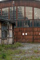 Poland, Krakow, Old factory, Kazimierz