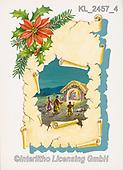 Interlitho-, HOLY FAMILIES, HEILIGE FAMILIE, SAGRADA FAMÍLIA, paintings+++++,poinsettia,KL2457/4,#xr#