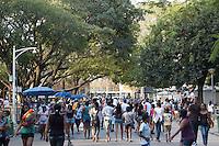 BELO HORIZONTE-MG-15.09.2013-Primeira virada cultural de Belo Horizonte- publico no parque municipal-g domingo,15-(Foto: Sergio Falci / Brazil Photo Press)