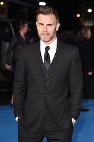 """Gary Barlow<br /> at the """"Eddie the Eagle"""" European premiere, Odeon Leicester Square London<br /> <br /> <br /> ©Ash Knotek  D3099 17/03/2016"""