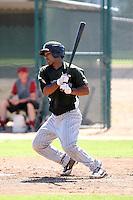 Jose Gonzalez - Colorado Rockies - 2010 Instructional League.Photo by:  Bill Mitchell/Four Seam Images..