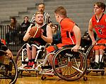 2018 National Intercollegiate Wheelchair Basketball Tourn. Illinois vs UNO