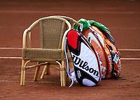 09-08-10, Tennis, Lisse, NJK 12 tm 18 jaar, Tennisbagg