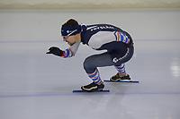 SCHAATSEN: HEERENVEEN: 18-12-2019, IJsstadion Thialf, Topsporttraining, ©foto Martin de Jong