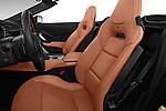 Front seat view of a 2019 Chevrolet Corvette Stingray Convertible 2LT 2 Door Convertible front seat car photos