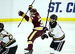 Mankato vs Minnesota Duluth Men's Hockey DI West Region