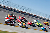 Monster Energy NASCAR Cup Series<br /> GEICO 500<br /> Talladega Superspeedway, Talladega, AL USA<br /> Sunday 7 May 2017<br /> Erik Jones, Furniture Row Racing, ToyotaCare Toyota Camry Ryan Blaney, Wood Brothers Racing, Motorcraft/Quick Lane Tire & Auto Center Ford Fusion<br /> World Copyright: Matthew T. Thacker<br /> LAT Images<br /> ref: Digital Image 17TAL1mt1388