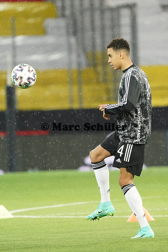 Jamal Musiala (Deutschland Germany) - Innsbruck 02.06.2021: Deutschland vs. Daenemark, Tivoli Stadion Innsbruck