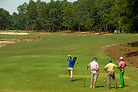 Photography of Pinehurst  No. 2. Pinehurst No. 2, the centerpiece of Pinehurst Resort, remains one of the world's most celebrated golf courses. It has served as the site of more single golf championships than any course in America and hosted back-to-back U.S. Open and U.S. Women's Open Championships for the first time in 2014. The U.S. Open will return in 2024.<br /> <br /> Charlotte Photographer - PatrickSchneiderPhoto.com