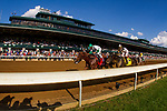 October 05 2018 : Promises Fulfilled with Luis Saez aboard defeats Whitmore and Ricardo Santana Jr. to win the Phoenix Stakes at Keeneland Racecourse on October 05, 2018 in Lexington, Kentucky. Evers/ESW/CSM