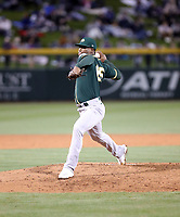 Miguel Romero - Oakland Athletics 2020 spring training (Bill Mitchell)