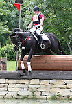 11 July 2009: Matthew Bryner riding Bold Discovery during the cross country phase of the CIC 2* Maui Jim Horse Trials at Lamplight Equestrian Center in Wayne, Illinois.