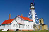 Whitefish Point Lighthouse, Michigan,