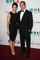 LOS ANGELES, CA, USA - MARCH 29: Jane Hajduk, Tim Allen at the MOCA's 35th Anniversary Gala Presented By Louis Vuitton held at The Geffen Contemporary at MOCA on March 29, 2014 in Los Angeles, California, United States. (Photo by Celebrity Monitor)