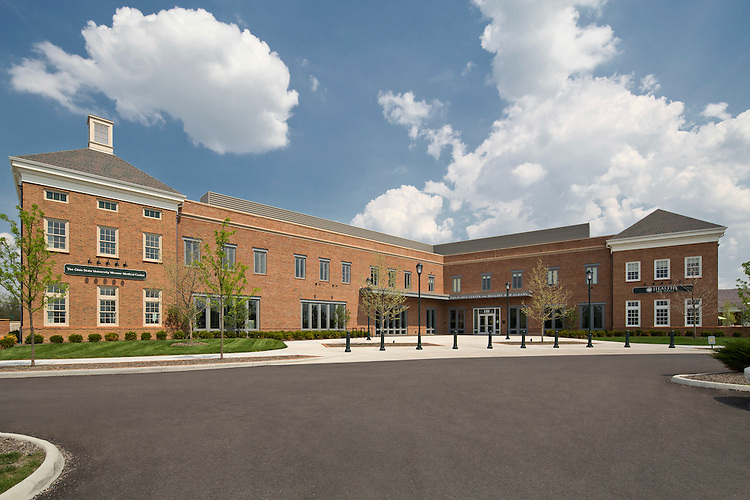 Philip Heit Center for Healthy New Albany | Moody Nolan & Dupler