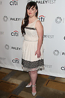"HOLLYWOOD, LOS ANGELES, CA, USA - MARCH 28: Jamie Brewer at the 2014 PaleyFest - ""American Horror Story"" held at the Dolby Theatre on March 28, 2014 in Hollywood, Los Angeles, California, United States. (Photo by Celebrity Monitor)"