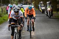 Anna van der Breggen (NED/Boels-Dolmans)<br /> <br /> 4th Liège-Bastogne-Liège-Femmes 2020 (1.WWT)<br /> 1 Day Race: Bastogne – Liège 135km<br /> <br /> ©kramon