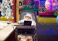 © Si Barber 07739 472 922<br /> King's Lynn Traditional Mart & funfair