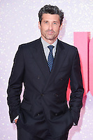"Patrick Dempsey<br /> at the ""Bridget Jones's Baby"" World premiere, Odeon Leicester Square , London.<br /> <br /> <br /> ©Ash Knotek  D3149  05/09/2016"