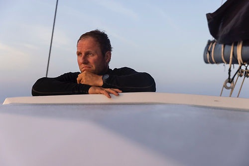On board with Offshore Team Germany in Leg 3 of The Ocean Race Europe from Alicante to Genoa