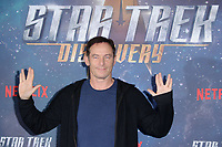 """Jason Isaacs<br /> at the """"Star Trek Discovery"""" photocall, Millbank Tower,  London<br /> <br /> <br /> ©Ash Knotek  D3347  05/11/2017"""