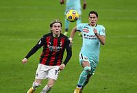 Milano  09-01-2021<br /> Stadio Giuseppe Meazza<br /> Campionato Serie A Tim 2020/21<br /> Milan - Torino<br /> nella foto: Hauge                                                         <br /> Antonio Saia Kines Milano
