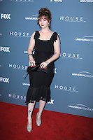 Amber Tamblyn at Fox's 'House' series finale wrap party at Cicada on April 20, 2012 in Los Angeles, California. ©mpi21/MediaPunch Inc.