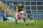 David Moran, Kerry, during the Munster Football Championship game between Kerry and Clare at Fitzgerald Stadium, Killarney on Saturday.