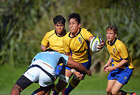 210515 1st XV Rugby - Rongotai College v Napier BHS