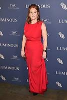 LONDON, UK. October 01, 2019: Sarah Ferguson at the Luminous Gala 2019 at the Roundhouse Camden, London.<br /> Picture: Steve Vas/Featureflash