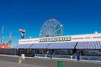 Cafe Paul's Daughter on Coney Island boardwalk