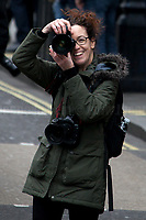 Jess, Photojournalist.