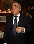 """MARCELLO DELL'UTRI<br /> 75° COMPLEANNO DI LINO JANNUZZI - """"DA FORTUNATO AL PANTHEON"""" ROMA 2003"""