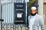 Imam Mohammed Saeed at the Islamic Cultural Centre in Killarney