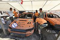 AUTOSPORT: HAARLE: 26-05-2018, NK Autocross, Sjinkie Knegt, ©foto Martin de Jong