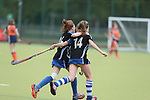Welsh Youth Hockey Cup Final U13 Girls<br /> Whitchurch v Dysynni<br /> Swansea University<br /> 06.05.17<br /> ©Steve Pope - Sportingwales