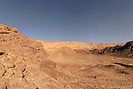 Mount Amir in Eilat Mountains
