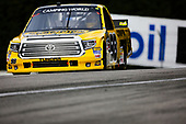 NASCAR Camping World Truck Series<br /> Chevrolet Silverado 250<br /> Canadian Tire Motorsport Park<br /> Bowmanville, ON CAN<br /> Sunday 3 September 2017<br /> Grant Enfinger, Ride TV Toyota Tundra<br /> World Copyright: Barry Cantrell<br /> LAT Images