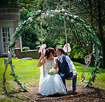 The Wedding of Hywell and Rebecca