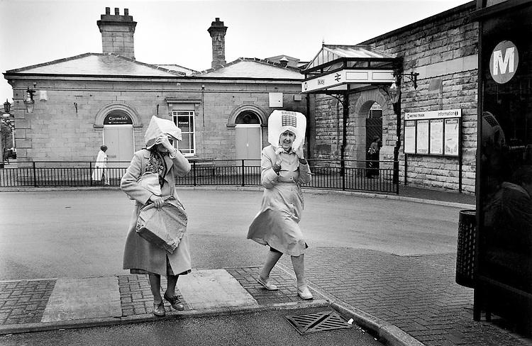 © John Angerson<br /> Ilkley, Yorkshire. 1994.