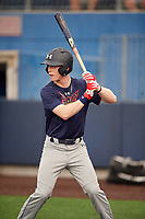 Pete Crow-Armstrong (21) during the Under Armour All-America Game Practice, powered by Baseball Factory, on July 21, 2019 at Les Miller Field in Chicago, Illinois.  Pete Crow-Armstrong attends Harvard-Westlake High School in Sherman Oaks, California and is committed to Vanderbilt University.  (Mike Janes/Four Seam Images)