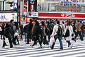 New census shows Japan's population dropping