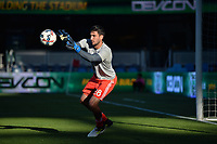 San Jose, CA - Wednesday June 28, 2017: Andrew Tarbell prior to a U.S. Open Cup Round of 16 match between the San Jose Earthquakes and the Seattle Sounders FC at Avaya Stadium.
