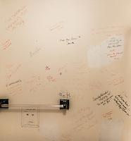 Tim McDonald Bathroom Signatures