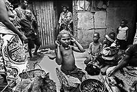 Curandeiros, medici trazionali del Mozambico
