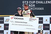Race 1, Yokohama Hard Charger, #37 TPC Racing, Porsche 991 / 2017, GT3CP: Michael Levitas (M)