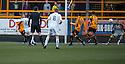 Ayr Utd's Liam Buchanan (10) Scores Ayr's first goal.